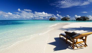 Maldives Beach stay